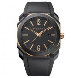 BULGARI OCTO L'ORIGINALE 41MM ANTHRACITE
