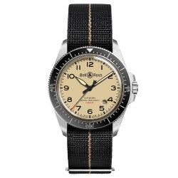 BELL & ROSS BR V2-92 MILITARY BEIGE 41MM