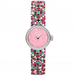 D DE DIOR 19MM MOSAÏQUE PINK DIAMONDS