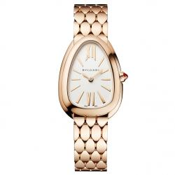 BULGARI SERPENTI SEDUTTORI 33MM PINK GOLD