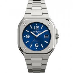 BELL & ROSS BR05 BLUE 40MM