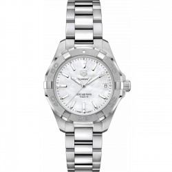 TAG HEUER AQUARACER 32MM MOTHER OF PEARL