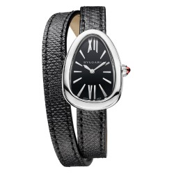 BULGARI SERPENTI SKIN 27MM BLACK