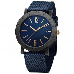 BULGARI BULGARI 41MM BLUE