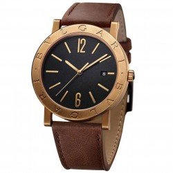 BULGARI BULGARI 41MM BRONZE BLACK DIAL