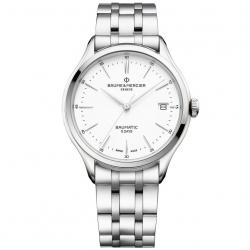 BAUME MERCIER CLIFTON BAUMATIC 40MM