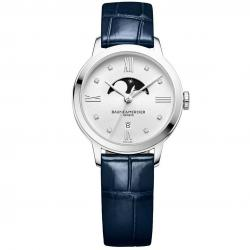 BAUME MERCIER CLASSIMA MOON PHASE 31MM