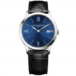 BAUME MERCIER MY CLASSIMA BLUE 40MM