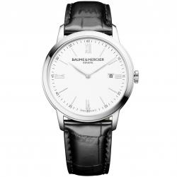 BAUME MERCIER MY CLASSIMA WHITE 42MM