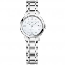 BAUME MERCIER CLASSIMA 34MM DIAMONDS