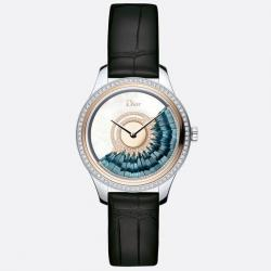 DIOR VIII GRAND BAL PLUME 36MM DIAMONDS