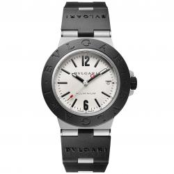 BULGARI BULGARI ALUMINIUM  40MM GREY