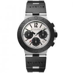 BULGARI BULGARI ALUMINIUM  CHRONO 40MM GREY