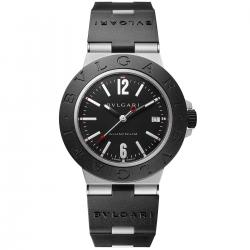 BULGARI BULGARI ALUMINIUM 40MM BLACK