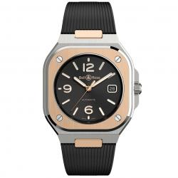 BEL & ROSS BR05 BLACK GOLD 40MM
