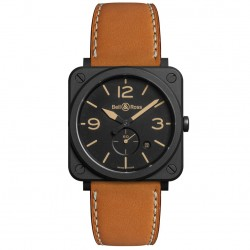 BELL & ROSS AVIATION BR S HERITAGE CERAMIC 39MM