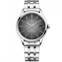 BAUME MERCIER CLIFTON BAUMATIC GREY CHRONOMETER 40MM