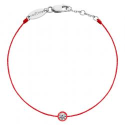 RED LINE PURE AMOUR BRACELET OR BLANC DIAMANT