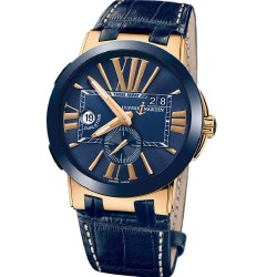 ULYSSE NARDIN EXECUTIVE DUAL-TIME 43MM