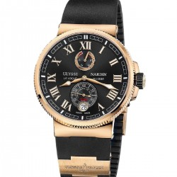 ULYSSE NARDIN MARINE CHRONOMETER 43MM PINK GOLD