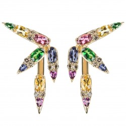 NIKOS KOULIS SPECTRUM EARRINGS