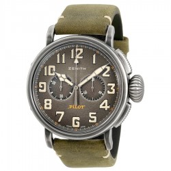 ZENITH PILOT TYPE 20 CAFE RACER 45MM