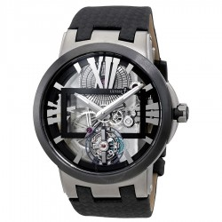 ULYSSE NARDIN EXECUTIVE 45MM SKELETON TOURBILLON