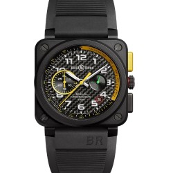 BELL & ROSS AVIATION BR03-94 CHRONO RS17 42MM