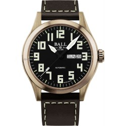 BALL ENGINEER III BRONZE 43MM