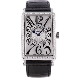 FRANCK MULLER LONG ISLAND 1000 QZ DIAMONDS