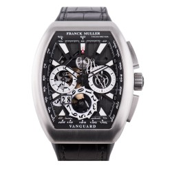 FRANCK MULLER VANGUARD 45 SKELETON