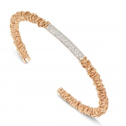 CERVERA DIAMONDS GOLD BRACELET