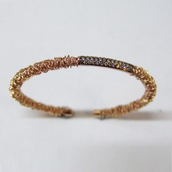 CERVERA BROWN DIAMONDS BRACELET