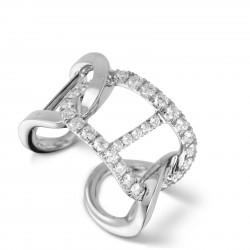 CERVERA GOURMETTE DIAMONDS RING