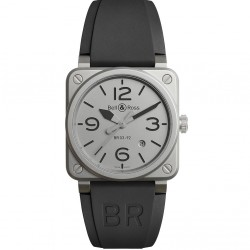 BELL & ROSS BR 03-92 HOROBLACK 42MM