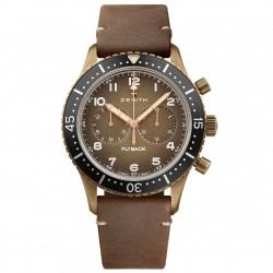 ZENITH PILOT CRONOMETRO TIPO CP-2 FLYBACK 43MM