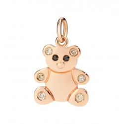 DODO CIONDOLO TEDDY BEAR DIAMANTI
