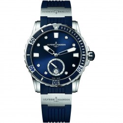 ULYSSE NARDIN MARINE DIVER LADY 40MM DIAMONDS