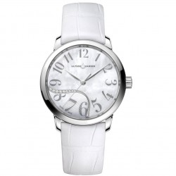 ULYSSE NARDIN JADE LADY CLASSIC 37MM DIAMONDS