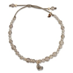 CERVERA MY DREAMS SMOKY QUARTZ BRACELET
