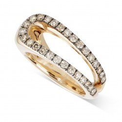 CERVERA MONTECARLO DIAMONDS RING
