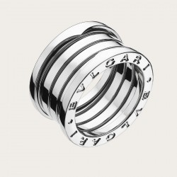 BULGARI BZERO1 WHITE GOLD RING