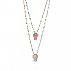 CARLA AMORIM SAGRADAS CRUZES NECKLACE