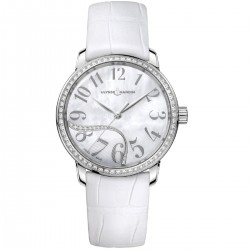 ULYSSE NARDIN CLASSIC JADE 37MM BEZEL DIAMONDS