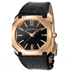 BULGARI OCTO SOLOTEMPO 41MM PINK GOLD