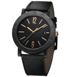 BULGARI BULGARI 41MM BLACK DIAL