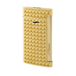 S.T DUPONT BRIQUET SLIM7 OR-FIREHEAD