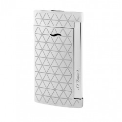 S.T DUPONT BRIQUET SLIM7 CHROME-FIREHEAD