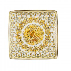 ROSENTHAL VERSACE TRIBUTE BAROQUE COUPELLE CARRÉE 12CM