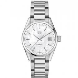 TAG HEUER CARRERA LADY MOTHER OF PEARL 36MM